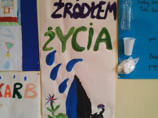 Galeria Szkoła Językowa Plakaty O Wodzie